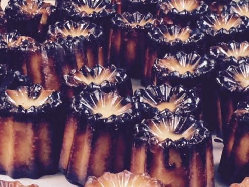 chocolate-caneles